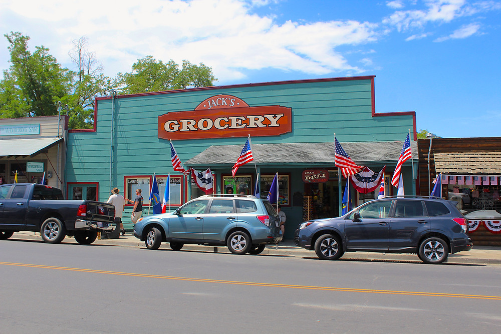 Jack's Grocery and Deli | Places to eat in Julian, CA