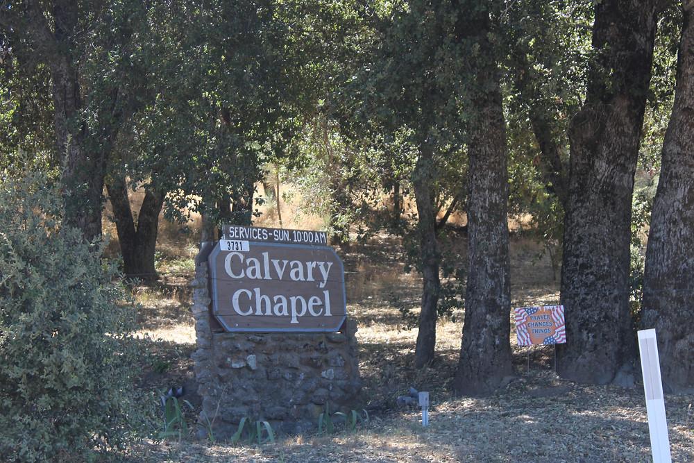 Calvary Chapel Julian