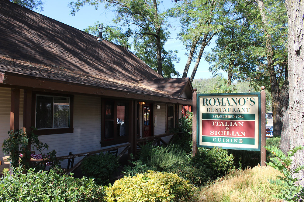 Romano's Italian Restaurant | Places to eat in Julian, CA