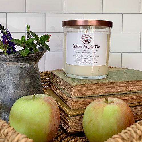 8oz Julian Apple Pie Soy Candle