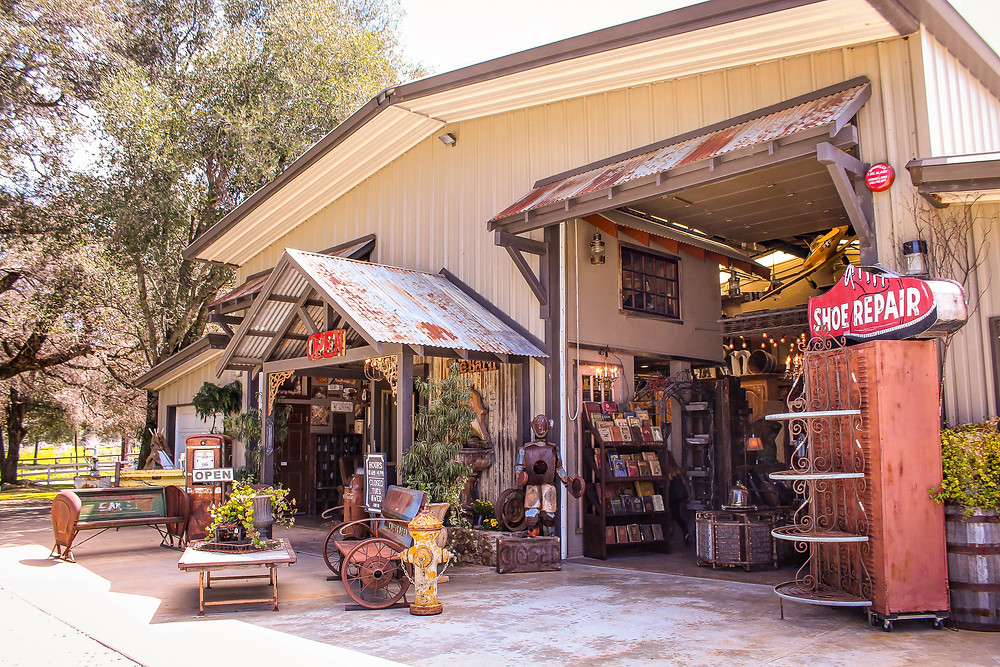 Mountain Made Blog: The Barn Vintage Marketplace in Julian, CA