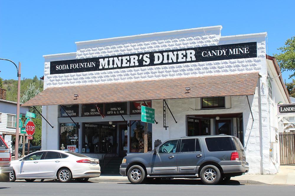 Miner's Diner Julian, CA