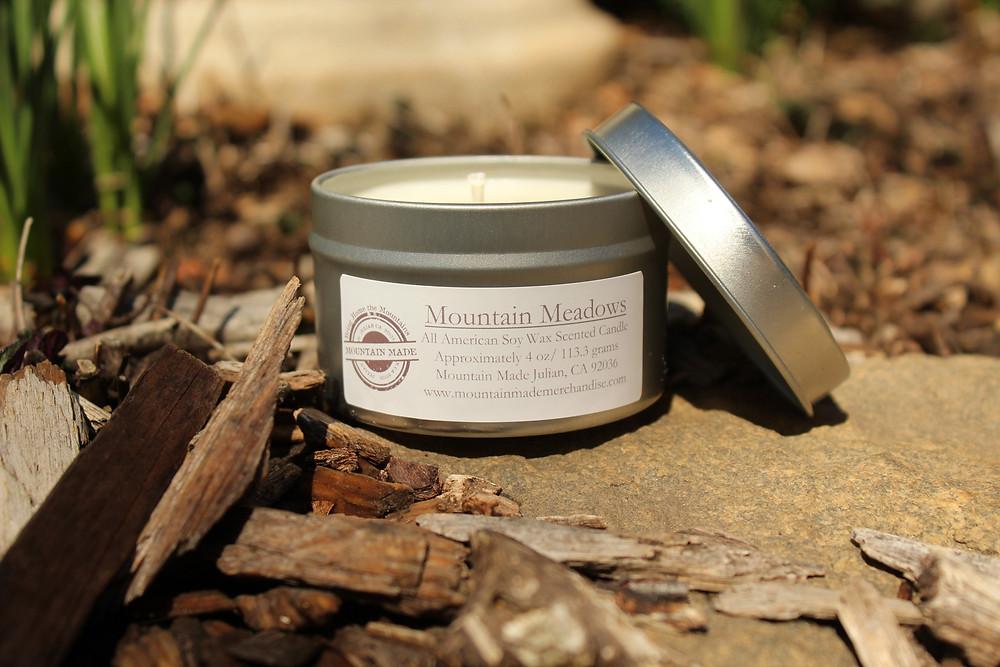 Mountain Meadows Candle