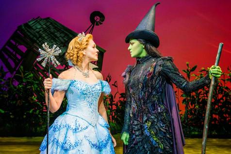 Savannah Stevenson and Jenny Dinoia - Wicked