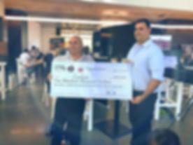 CTTSC3 2017 - CardioScale Wins Award