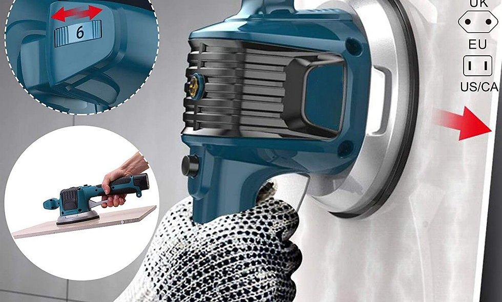 Tile Vibrator Tiling Machine for 120x120cm Tiles Floor