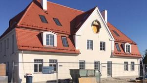 Stolz auf das Mammutprojekt Vollmairhaus in Tandern
