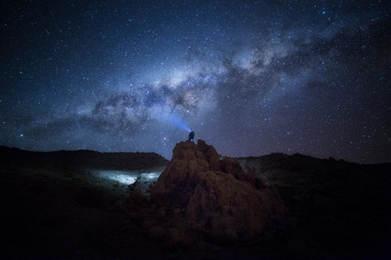 BOLIVIAN NIGHT SKY