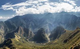 MACHU PICCHU MOUNTAIN, PERU