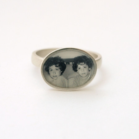 Custom Oval Ring