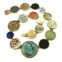 Found Treasures necklace