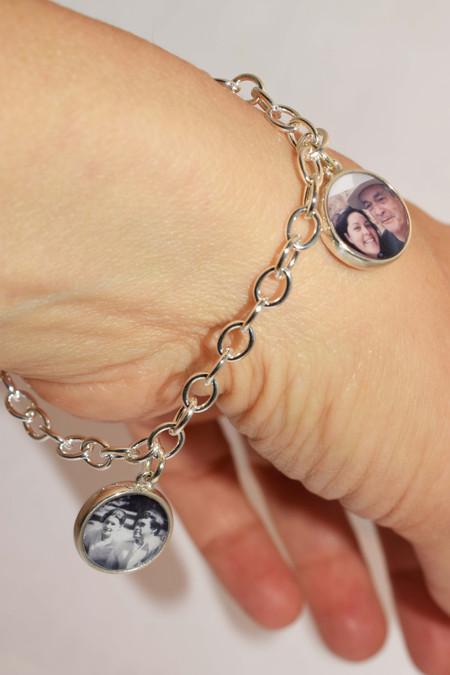 Double Sided Charm Bracelet
