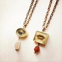 Eye & Mouth Pendants