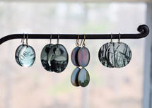 Photo Earrings