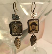 Tintype Earrings