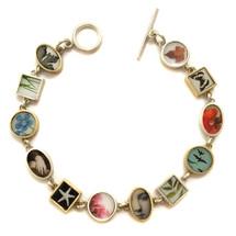 Collage Bracelet