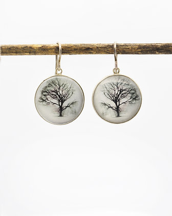 TREE Photo Earrings (IN STOCK)