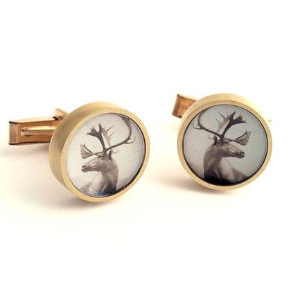 Elk Cufflinks