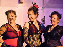 L`Chamsin Tribal Burlesque