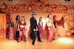 Bollywood mit Eduardo Laino