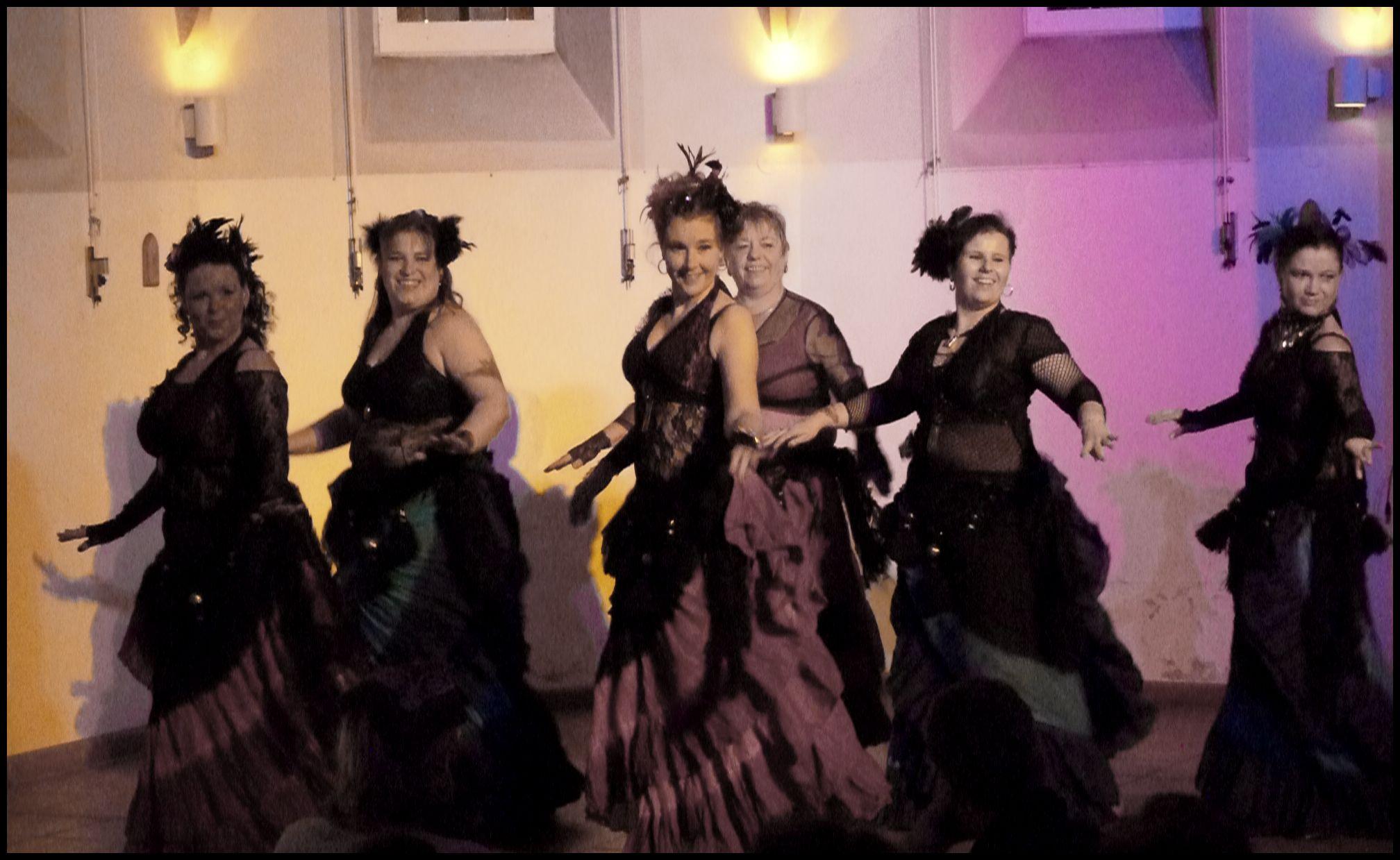 Tribal Burlesque L´Chamsin