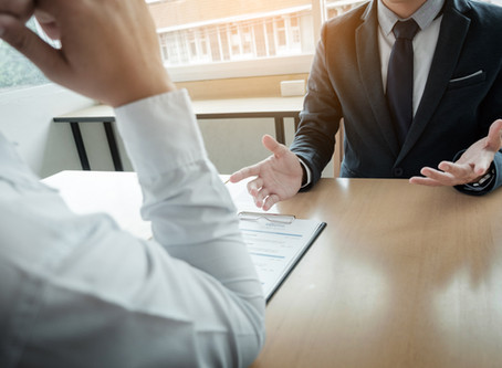 How to Practice Healthy Skills to Ace That Interview