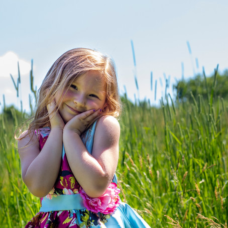 Evie's Summer Portraits