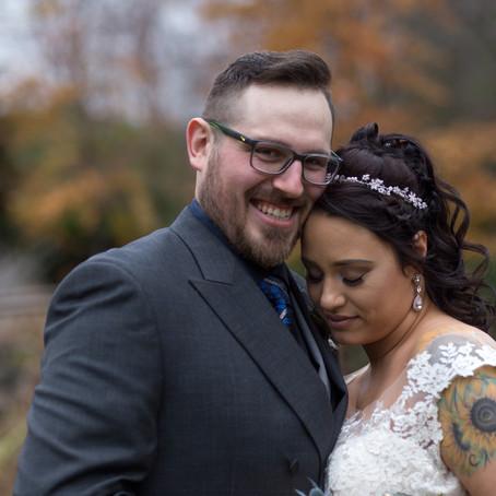 Mr. and Mrs. Pilarski | Wedding 2018