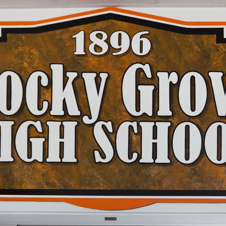 Rocky Grove High School Tour