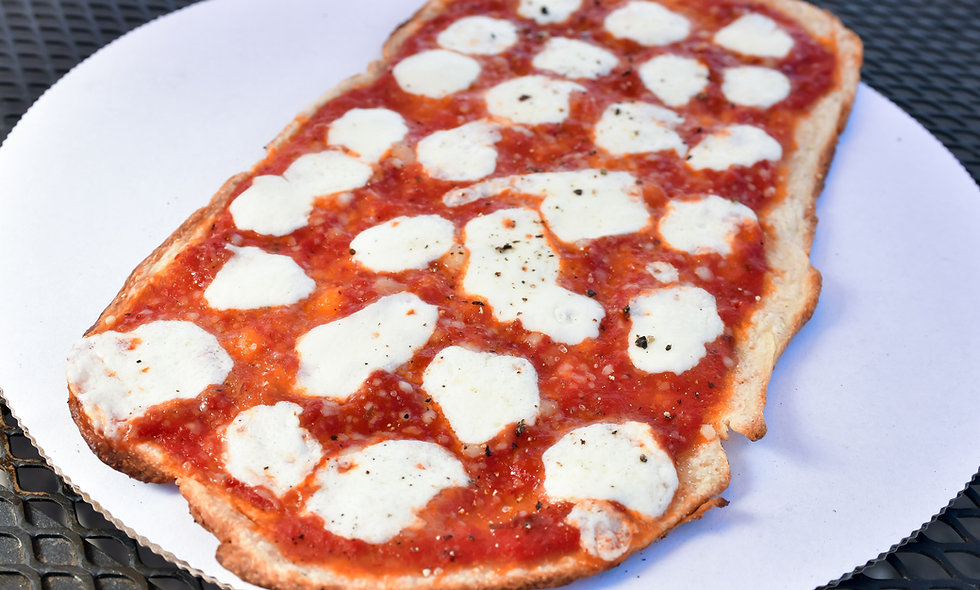 TWO Classic Cheese Take N Bake Pizzas (fully assembled)