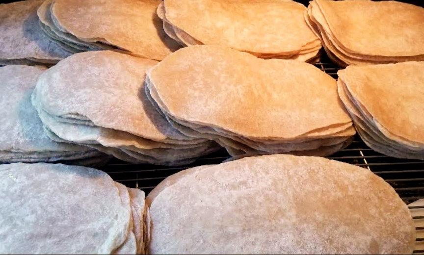 WHOLESALE Original Flatbread Crusts - 20 Pack