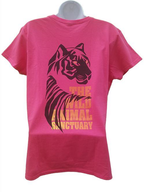 Women's Tiger Back T-Shirt