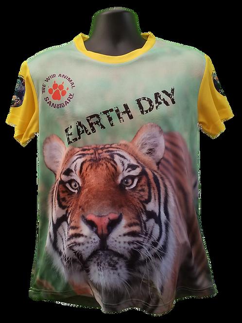 Earth Day Running Shirt