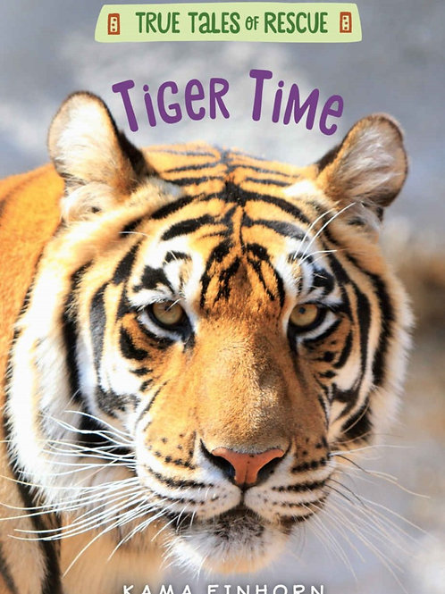"""""""Tiger Time"""" Book"""