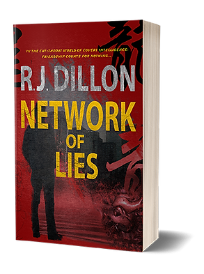 Network of Lies Spy Thriller R.J. Dillon