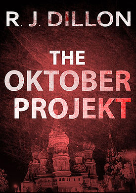 The Oktober Projekt Book Cover