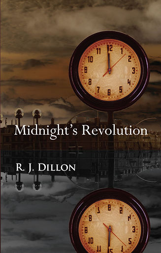 Midnight's Revolution Poetry Collection R.J. Dillon