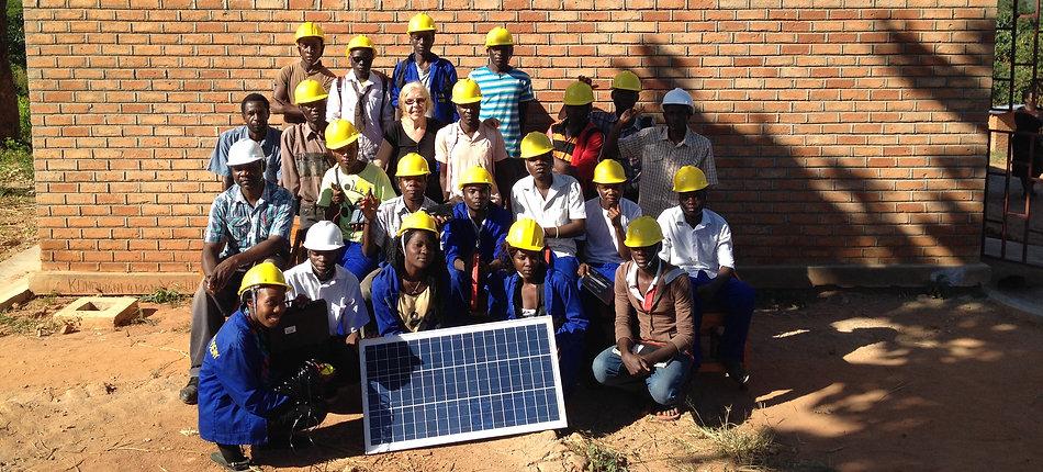 Zayed Solar Academy