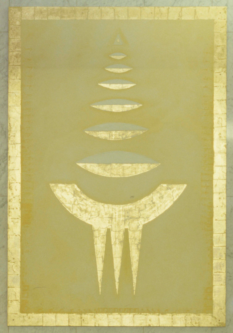 GOLDEN UNITY commissioned by The National Bank of Norway