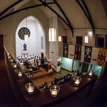 RCPC Chapel organ dedication  [web res]