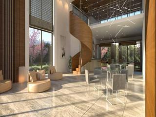 越南富美興建設集合住宅公設設計