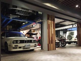 Garage Life vol.2 Hu. Residence