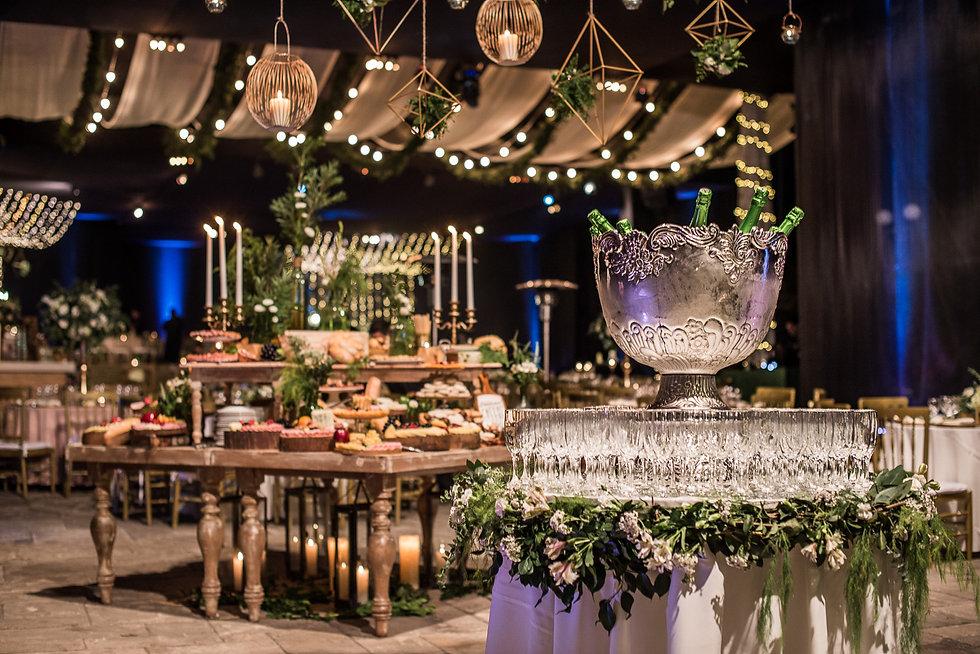 decoracón de bodas