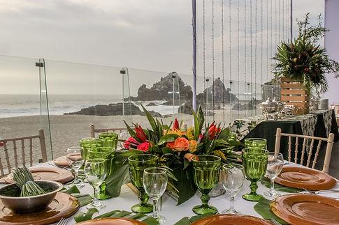 bodas tropicales