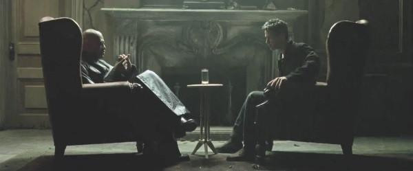 the matrix 1999 ending relationship