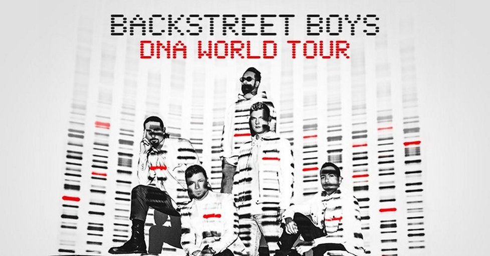 backstreet boys - DNA Tour