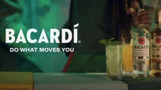 "Bacardi Commercial ""Dance Floor"" Goes Viral"