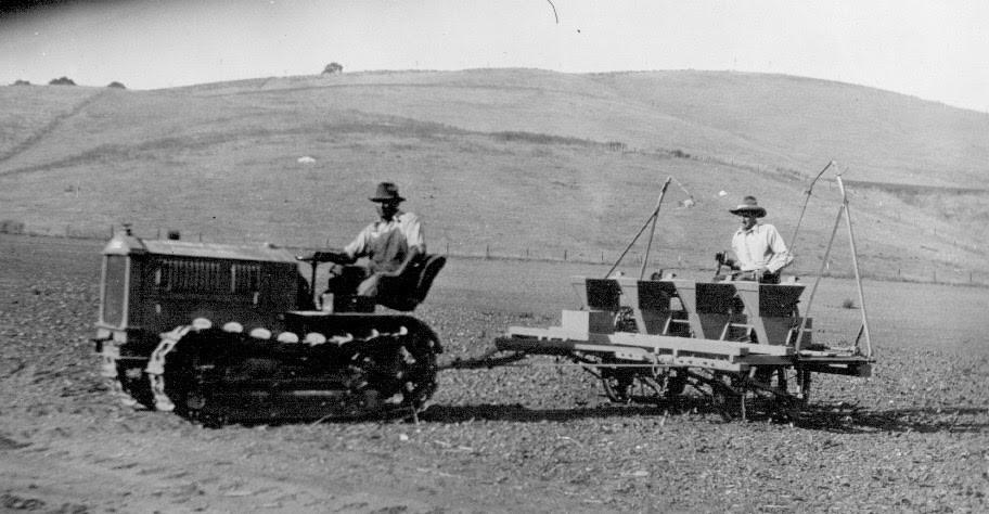 Historic Orella Ranch