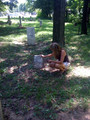 Pioneer Cemetery Restoration