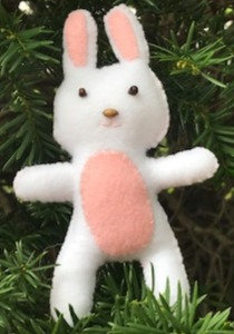 Dexter Bunny Plushie